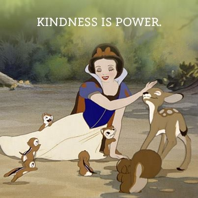 kindness is power